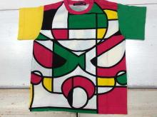 MINI-chan Super BIG Short-sleeved T-shirt