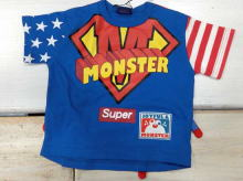 HERO BIG短袖T恤